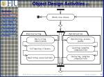 object design activities 11