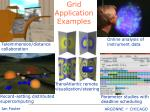 grid application examples