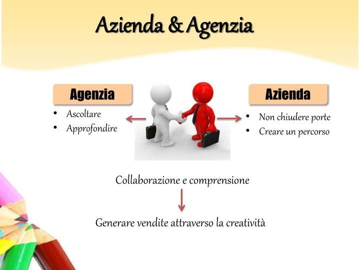 Azienda & Agenzia