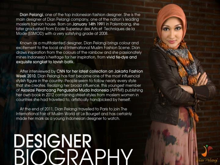 How brand dian pelangi can be as succesfull this time