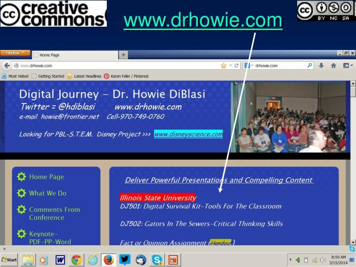 www.drhowie.com