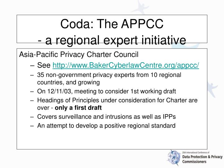 Asia-Pacific Privacy Charter Council