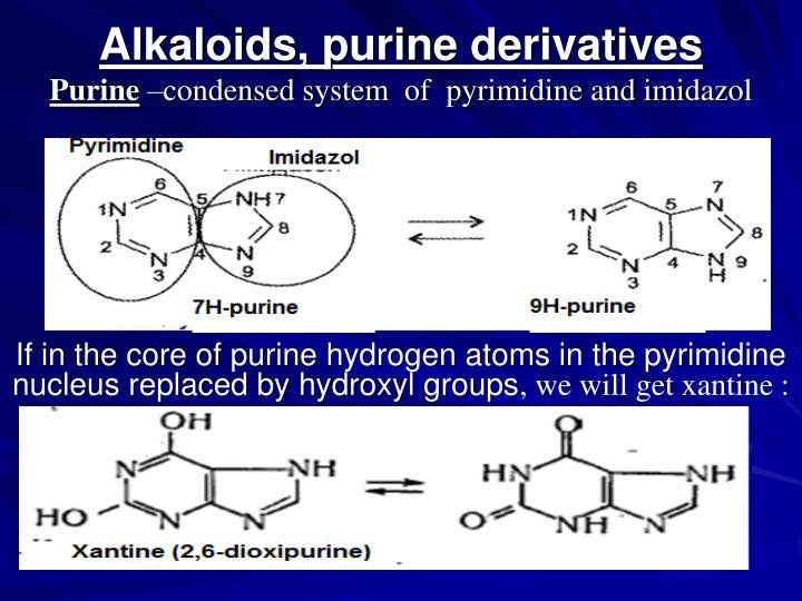 Alkaloids,