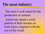 the meat industry2