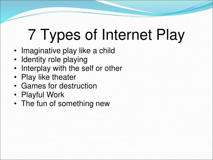 Imaginative play like a child
