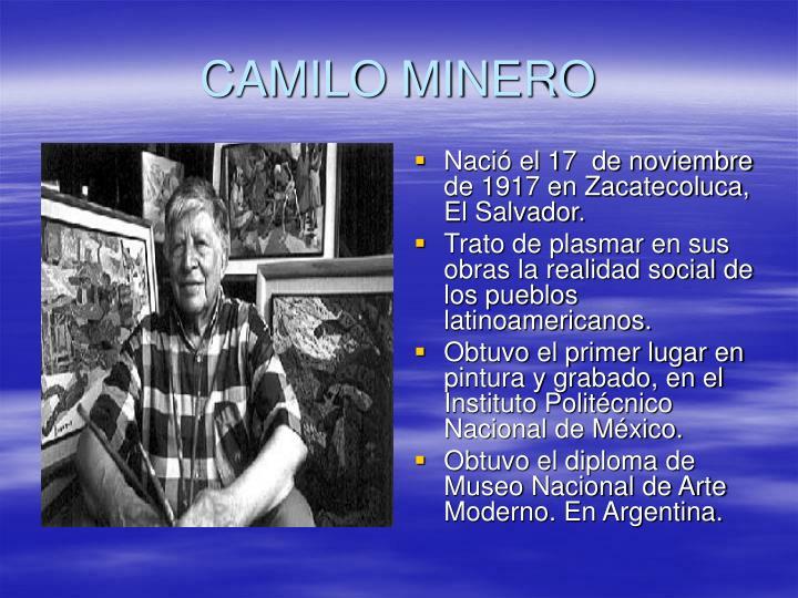 Nació el 17  de noviembre de 1917 en Zacatecoluca, El Salvador.
