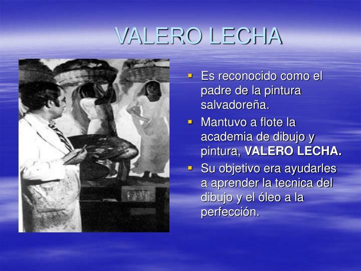 Es reconocido como el padre de la pintura salvadoreña.
