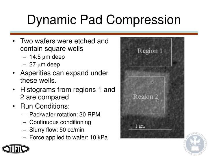 Dynamic Pad Compression