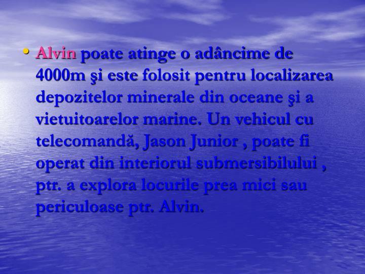 Alvin