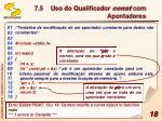 7 5 uso do qualificador const com apontadores2
