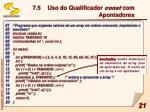 7 5 uso do qualificador const com apontadores3