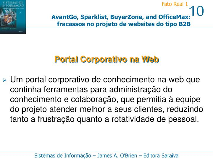 Portal Corporativo na Web