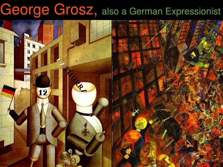 George Grosz,