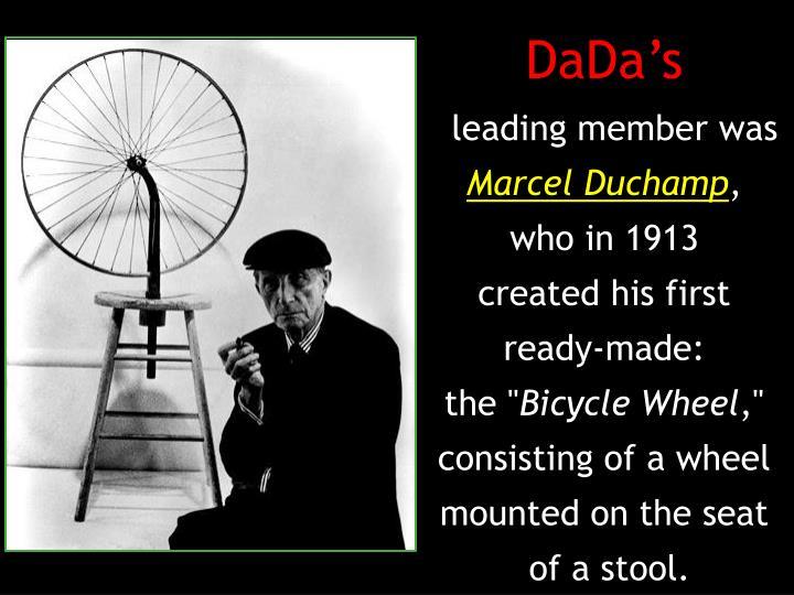 DaDa's