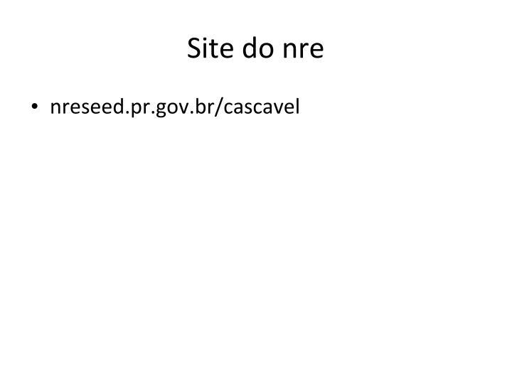 Site do