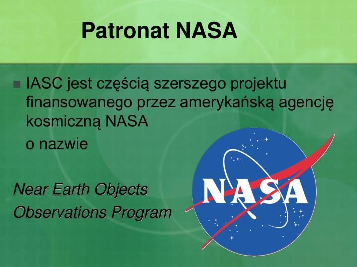 Patronat NASA