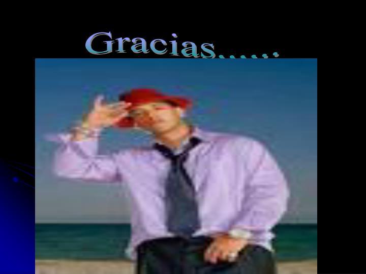 Gracias......