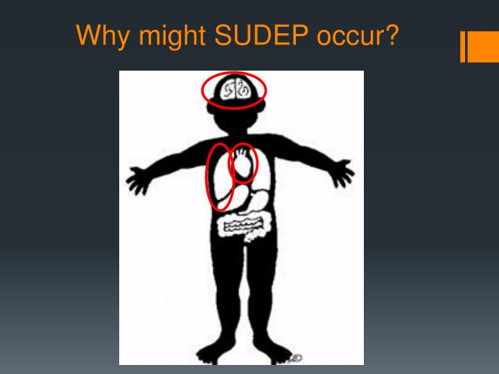 Why might SUDEP occur?