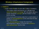 wireless infrastructure components2
