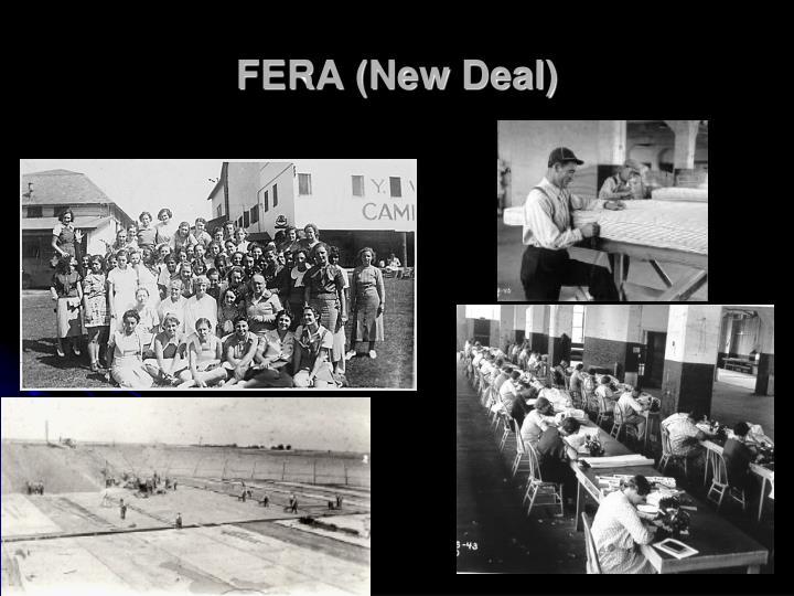 FERA (New Deal)
