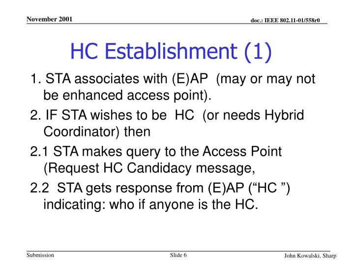 HC Establishment (1)