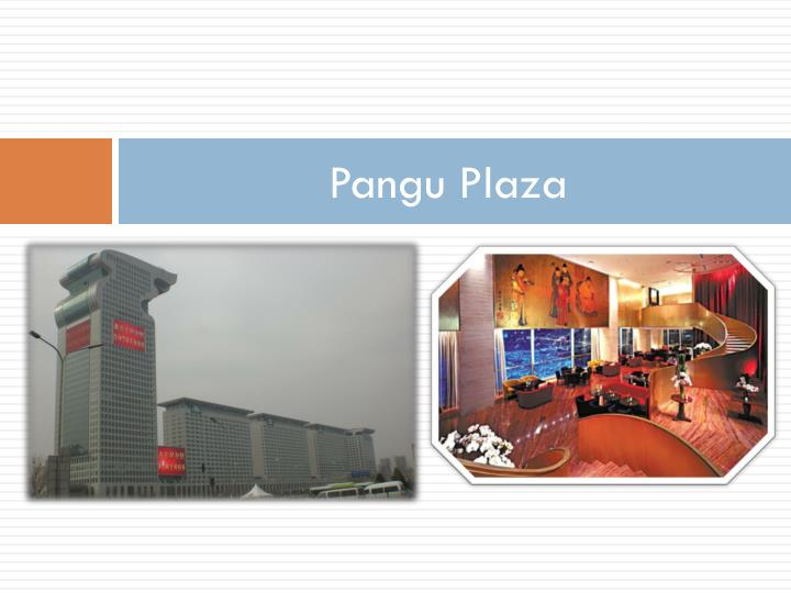 Pangu Plaza
