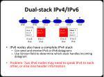 dual stack ipv4 ipv6