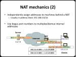 nat mechanics 2