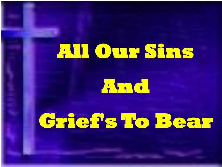 All Our Sins