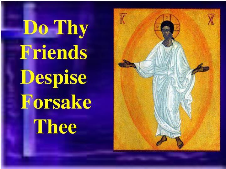 Do Thy