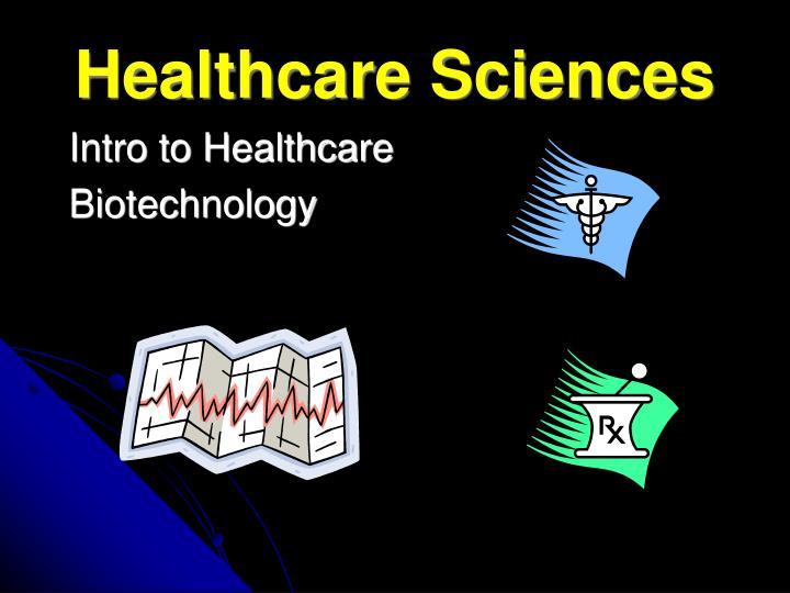 Healthcare Sciences