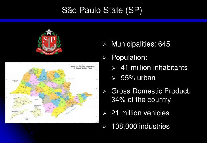São Paulo State (SP)