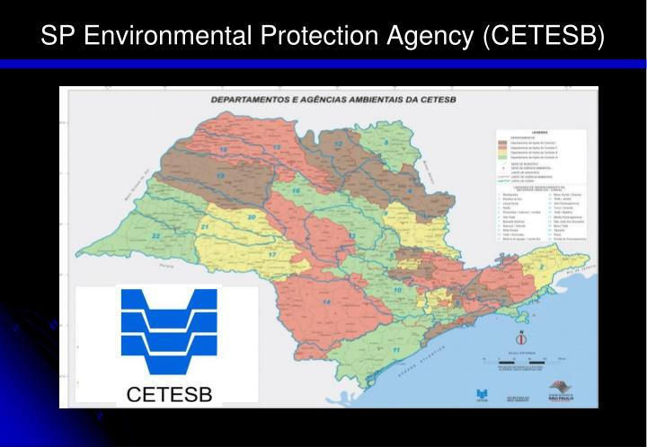 Sp environmental protection agency cetesb