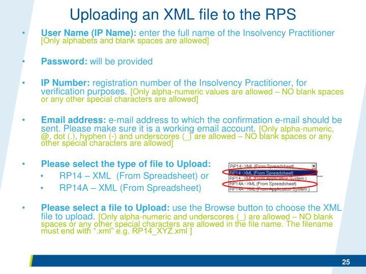 User Name (IP Name):