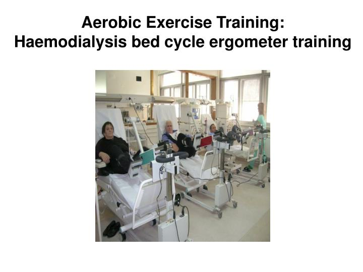 Aerobic Exercise Training: