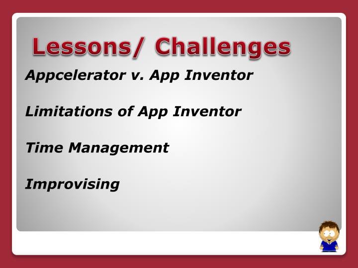 Appcelerator v. App Inventor