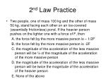 2 nd law practice6