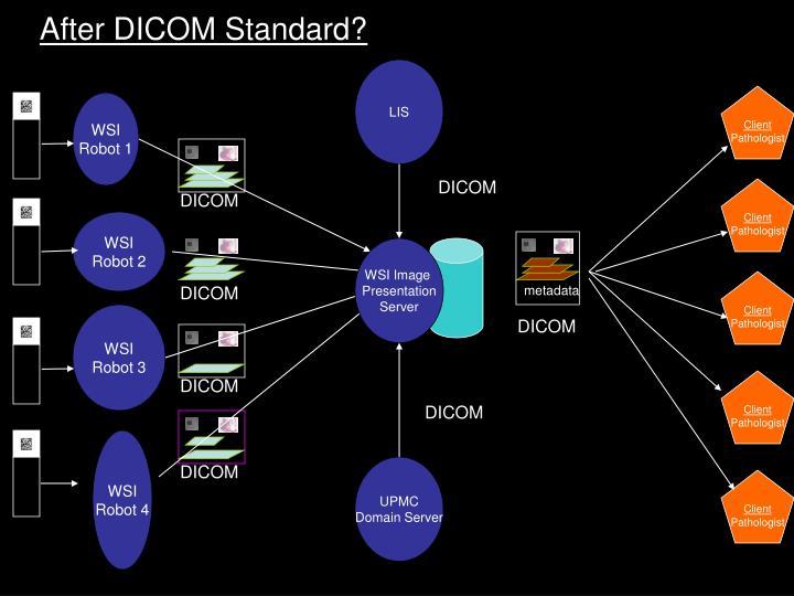 After DICOM Standard?
