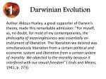 darwinian evolution1