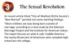 the sexual revolution1