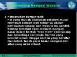 merancang navigasi website1