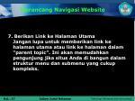 merancang navigasi website7