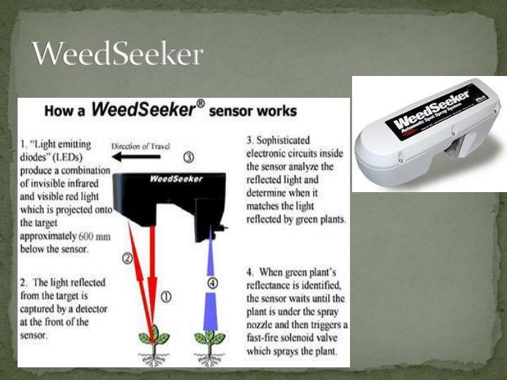 WeedSeeker