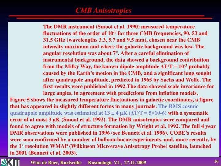 CMB Anisotropies