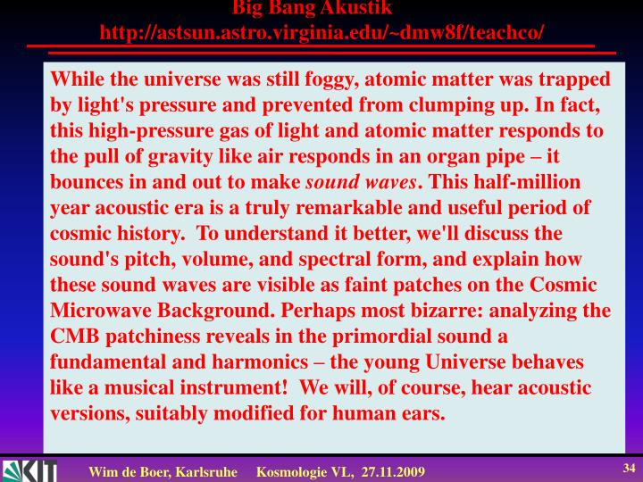 Big Bang Akustik