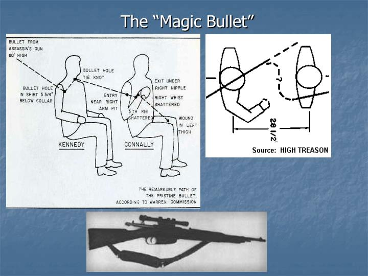 "The ""Magic Bullet"""