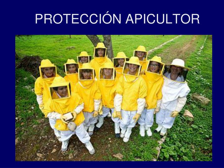PROTECCIÓN APICULTOR