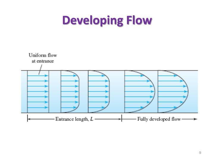 Developing Flow