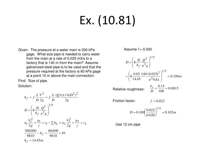 Ex. (10.81)