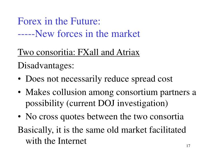 Forex in the Future: